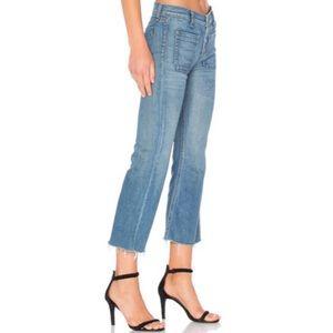NWT Rag & Bone Santa Cruz Flare Jean size 25